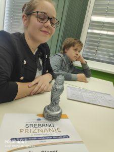 Tekmovanje mladih raziskovalcev Slovenije in Državno tekmovanje v robotiki